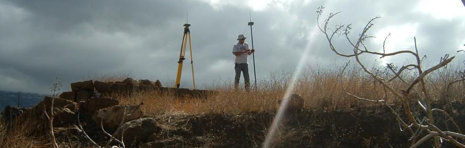 Trabajos topográficos, cartografía, mediciones y segregaciones de terrenos