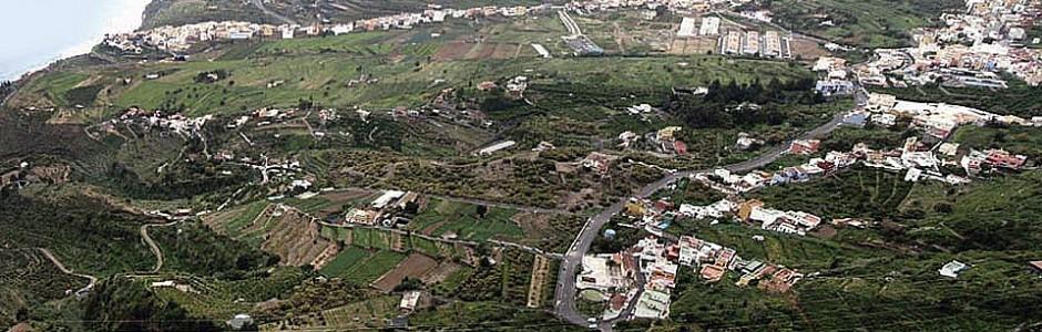 Ejemplo:Proyecto Red de riego y depósito regulador en la zona de Tigaiga. Los Realejos